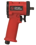 Chicago Pneumatic CP7731, 3/8in Drive Stubby Impact Wrench