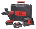 Chicago Pneumatic CP8548K, 1/2in Cordless Hammer Drill / Driver Kit