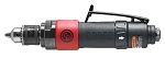 Chicago Pneumatic CP887C, 3/8in Drive Reversible Inline Air Drill