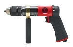 Chicago Pneumatic CP9791C, 1/2in Drive Keyless Reversible Air Drill