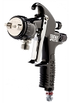DeVilbiss 703663, TEKNA ProLite Spray Gun Uncupped with 1.0mm, 1.2mm and 1.4mm Nozzles and TE40, HV40 Air Caps