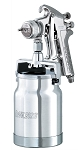DeVilbiss 110225, JGA-644 Spray Gun Suction 1.6mm Fluid Tip with Cap and Cup