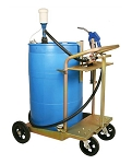 John Dow Industries DEF-1A, DEF (Diesel Emission Fluid) 55 Gallon Drum Dispensing System-Electric
