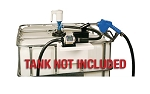John Dow Industries DEF-TOTE-A, DEF (Diesel Emission Fluid) 275 Gallon IBC TOTE Dispensing System-Electric