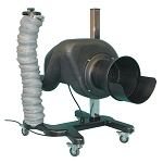 John Dow Industries EV-5100, EuroVent Portable Exhaust Extraction System