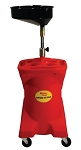 John Dow Industries JDI-27GFD, 27-Gallon Portable Poly Oil Drain