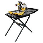 Dewalt D24000S, 10in Wet Tile Saw with Stand