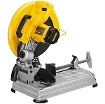 Dewalt D28715, 14in Abrasive Electric Chop Saw with QUICK-CHANGE Keyless Blade Change System
