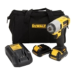 Dewalt DCF813S2, 12 Volt Lithium Ion 3/8in Drive Impact Wrench Kit