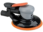 Dynabrade Products 69014, 6in (152 mm) Diameter Central Vacuum Dynorbital Silver Supreme Random Orbital Sander