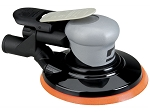 Dynabrade Products 69029, 6in (152 mm) Diameter Central Vacuum Dynorbital Silver Supreme Random Orbital Sander