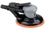 Dynabrade Products 69044, 6in (152 mm) Diameter Central Vacuum Dynorbital Silver Supreme Random Orbital Sander