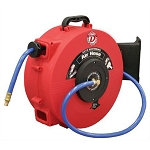 Dynamo Equipment HT08011, 50ft 3/8in Air Hose Reel