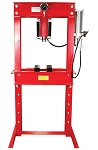 Dynamo Equipment HT0806, 40 Ton Air/Hydraulic Shop Press
