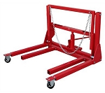Dynamo Tools HT2301, 1000lb Dual Wheel Dolly