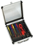Electronic Specialties 147, 18 Piece 64 Test Connector Kit