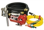 Tuthill Transfer RD812NH, 12 Volt Fuel Transfer Pump with Nozzle