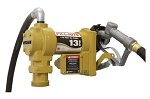Tuthill Transfer SD602G, 115V AC Pump with Manual Nozzle