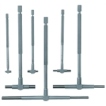 Fowler 72-470-006, 6 Piece Telescoping Gage Set