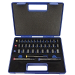 Fowler 72-482-040-0, 36 Piece Xtra-Punch Set