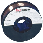 Firepower 1440-0216, ER70S-6 Mild Steel Welding Wire .030in 11 Lbs