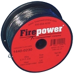 Firepower 1440-0230, E71T-GS Flux Cored Welding Wire .030in 2 Lbs
