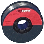 Firepower 1440-0235, E71T-GS Flux Cored Welding Wire .035in 2 Lbs