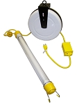 General Manufacturing 3215-4000, 15 Watt Fluorescent Light Reel 40ft