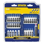 Irwin/Hanson 1840317, 32 Piece Impact Screwdriver Bit Set