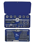 Irwin/Hanson 26317, 41 Piece Metric Tap and Die Set