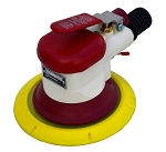 Hutchins 3960, 6in Vacuum Extraction Random Orbital Air Sander with 3/16 Offset
