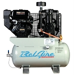 BelAire 3G3HKL, 14HP 30 Gallon 2 Stage Electric Gasoline Driven Air Compressor