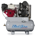 BelAire 4G3HHL, 13HP 30 Gallon 2 Stage Electric Gasoline Driven Air Compressor