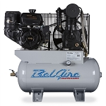 BelAire 4G3HKL, 14HP 30 Gallon 2 Stage Electric Gasoline Driven Air Compressor