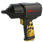 Ingersoll Rand 2135QXPR-B, 1/2in Composite Quiet Air Impact Wrench Special Edition Black