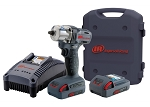 Ingersoll Rand W5130-K22, 3/8in Drive IQv20 Cordless Impact Wrench Wrench Kit with 2 Batteries