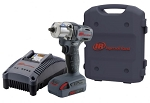 Ingersoll Rand W5150-K12, 1/2in Drive IQv20 Series Cordless Impact Wrench Kit with One Battery
