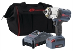 Ingersoll Rand W7152-K12, 1/2in IQV 20V High Torque Cordless Impact Wrench Kit with One Battery