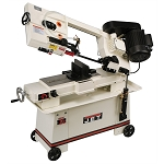 JET Tools J-3410, 7 X 12 Horizontal Wet Bandsaw 115V Stock Number 414454