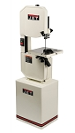 JET Tools J-8201K, 14in Vertical Metal / Wood Bandsaw 115V Stock Number 414500K