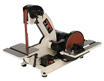 JET Tools J-4002, 1 x 42 Bench Belt and Disc Sander Stock Number 577003