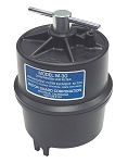 Motor Guard M-30, Compressed Air Filter Sub-Micronic - 45 CFM