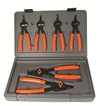 Kastar 3597, 6 Piece Quick Switch Snap Ring Pliers