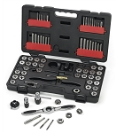 GearWrench 3887, 75 Piece GearWrench Tap and Die Set SAE and Metric