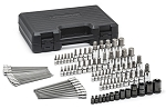 GearWrench 80742, 84 Piece Master SAE and Metric Hex and Torx Bit Socket Set
