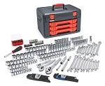 GearWrench 80940, 219 Piece Master Tool Set With Drawer Style Carry Case