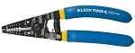 Klein Tools 11055, Klein-Kurve Wire Stripper - Cutter for Solid and Stranded Wire