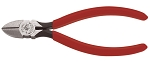 Klein Tools D252-6, 6in Diagonal Cutting Heavy Duty Tapered Nose Pliers