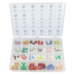 K Tool International 00020, 118 Piece Plug-in Fuse Assortment