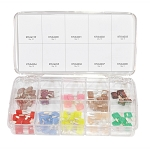 K Tool International 00028, 75 Piece Mini Fuse Kit